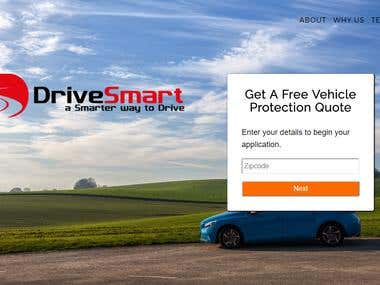 Drive Smart Vehicle Protection Cover Website