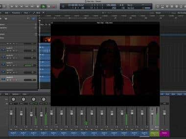 Adding Music And Sound FX To Music Video