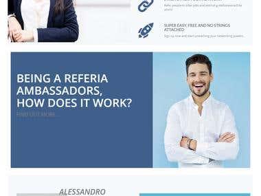 Referia -Talent Management