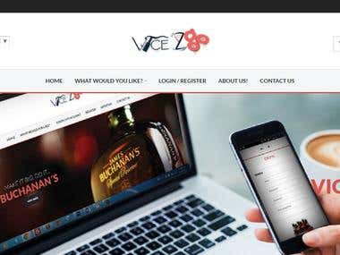 App movil y Sitio web estilo UBER pero para negocio
