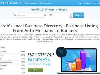 Pakistan Business Market