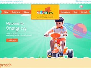 school website /http://orangeivy.com/