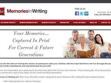 Memory Writting
