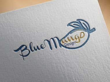 Logo for Blue Mango