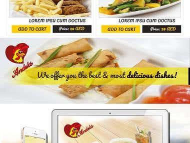 Andoks Website Design & Development