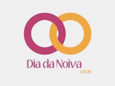 Logo for Dia de Noiva ADMIN