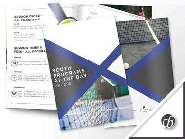 Brochure: Youth Programs at the Bay - Jupiter Tennis Club
