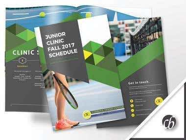 Brochure: Carroll Tennis Center