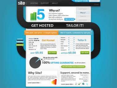 5ite Web Hosting