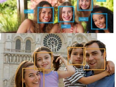 Muti-Face Recognition.