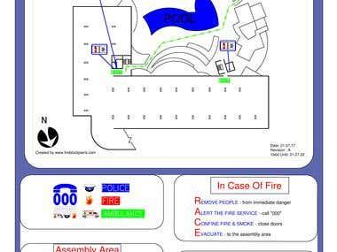 Kings Beach Evac Plan