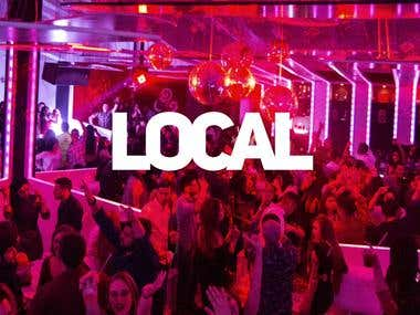 Local Celebrity Party promo TRISQUEL SC