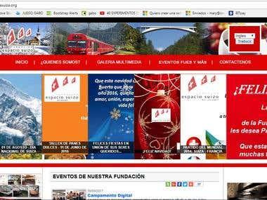 Org de la Cama Suiza en Venezuela