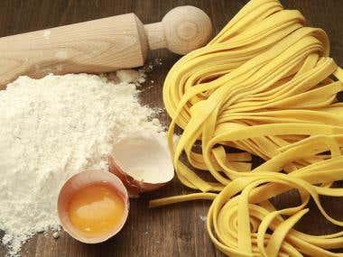 """Blog posting su """"macchine industriali per la pasta fresca"""""""