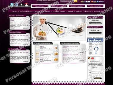 mainpage webrestos