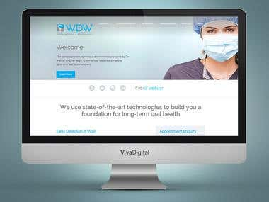 WDW Periodontics - Website