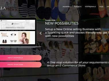 ecommerce website design/https://shopozilla.com/