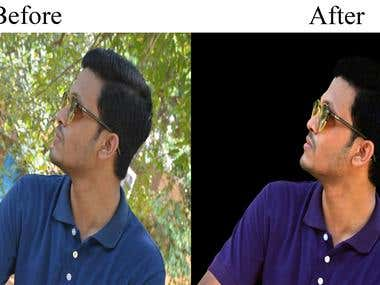 Photo Enhancement & Background Changing