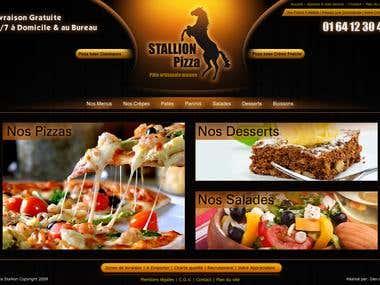stallion pizza