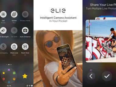 Photo App - Elie
