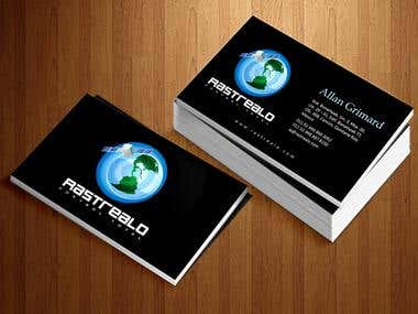 Business Card - Rastrealo