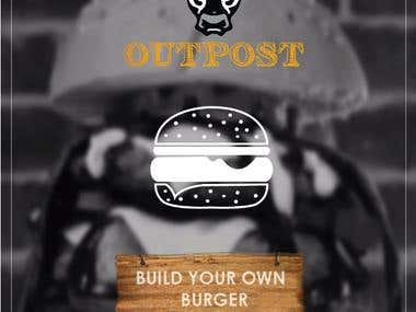 BYOB (Build Your Own Burger) Mobile Application
