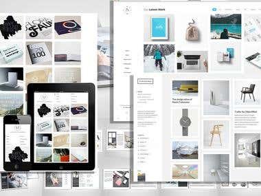 Wordpress application