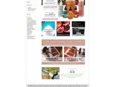 Online Spa Products