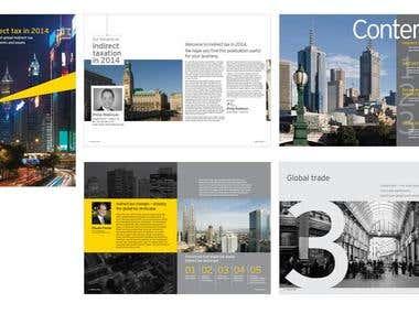 Thought Leadership/Whitepaper/Brochure