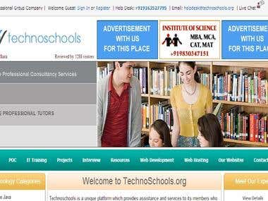 Welcome to TechnoSchools.org