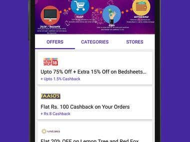 Couponshub Android App