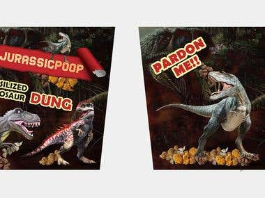 Label Design for Jurassicoop