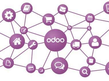 Odoo integration for Imagie Maison