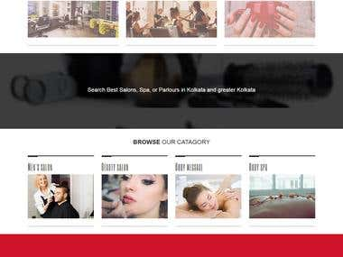Online Salon Service Booking System