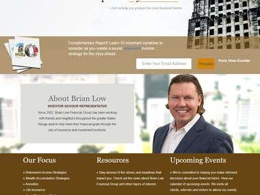 Brain Low Financial Group