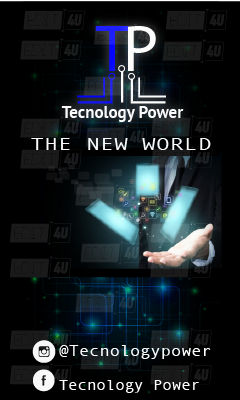 Banner Tecnology Power