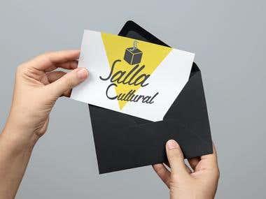 Logo Salla Cultural