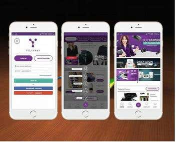 YiLinker Buyer (Shopping App)