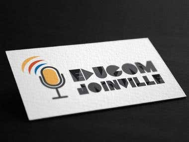 Identidade Visual Educom Joinville