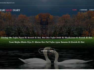 http://shayarimeridiary.com/