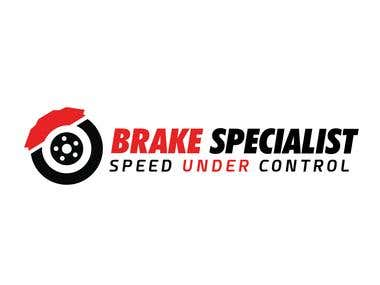 Logo Design for Brake Specialist