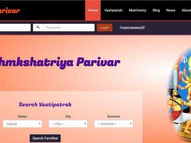 Community Website - PHP CodeIgniter