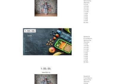 Sprinthero Website