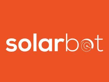 Logo Design for Solarbot