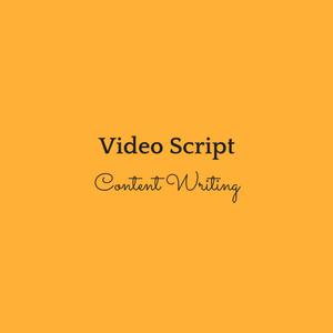 Video Script Content