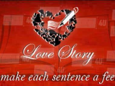 Banner Love Story