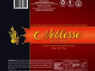 Design de Embalagens para Picolé