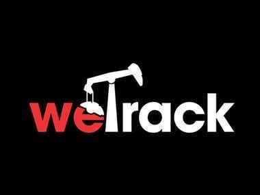 WeTrack Logo Design