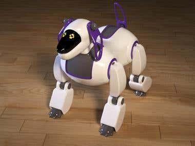 Mimi - my Robot Pet