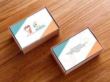 Business Card - CIFAIB